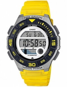 Ceas de dama Casio Collection LWS-1100H-9AVEF