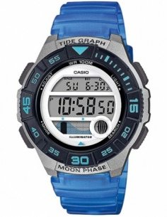 Ceas de dama Casio Collection LWS-1100H-2AVEF
