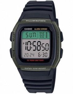 Ceas barbatesc Casio Collection W-96H-3AVEF