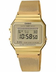 Ceas unisex Casio Vintage A700WEMG-9AEF