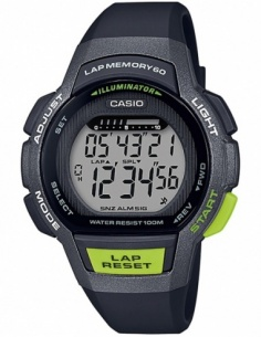 Ceas de dama Casio Collection LWS-1000H-1AVEF