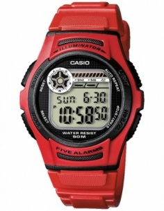 Ceas barbatesc Casio Collection W-213-4AVES