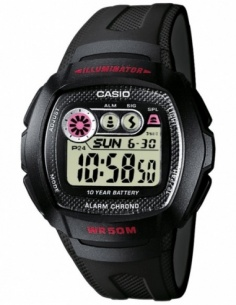 Ceas barbatesc Casio Collection W-210-1CVES