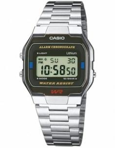 Ceas unisex Casio Retro A163WA-1QES
