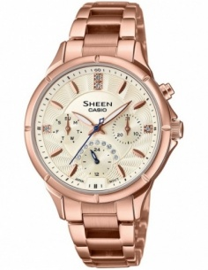 Ceas de dama Casio Sheen SHE-3047PG-9AUER