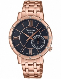 Ceas de dama Casio Sheen SHE-3046PG-8AUER