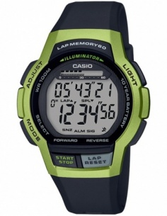 Ceas barbatesc Casio Collection WS-1000H-3AVEF