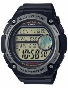 Ceas barbatesc Casio Collection AE-3000W-1AVEF