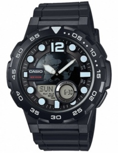 Ceas barbatesc Casio Collection AEQ-100W-1AVEF