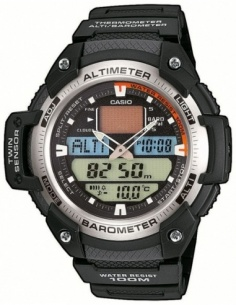 Ceas barbatesc Casio Collection SGW-400H-1BVER