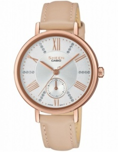 Ceas de dama Casio Sheen SHE-3066PGL-7BUEF
