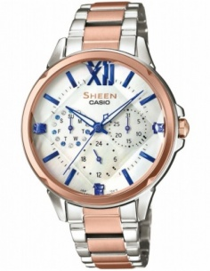 Ceas de dama Casio Sheen SHE-3056SPG-7AUER