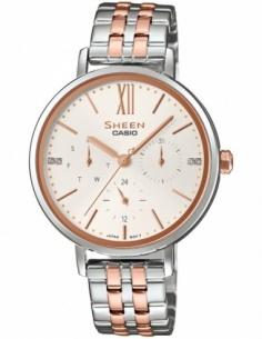 Ceas de dama Casio Sheen SHE-3064SPG-7AUER