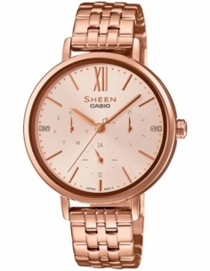 Ceas de dama Casio Sheen SHE-3064PG-4AUER