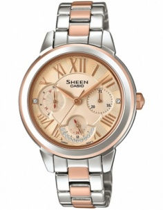 Ceas de dama Casio Sheen SHE-3059SPG-9AUER