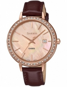 Ceas de dama Casio Sheen SHE-4052PGL-4AUEF