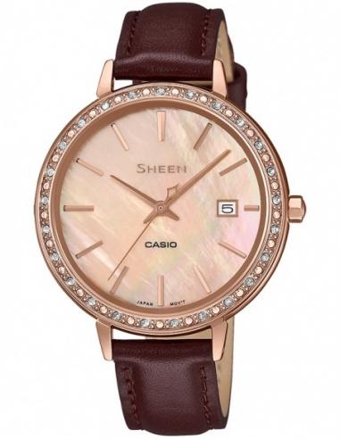 Ceas de dama Casio Sheen SHE-4052PGL-4AUEF