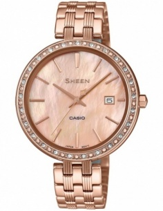 Ceas de dama Casio Sheen SHE-4052PG-4AUEF