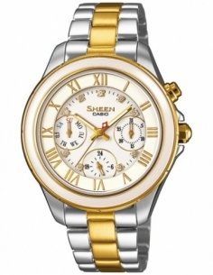 Ceas de dama Casio Sheen SHE-3507SG-7AUER