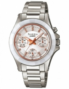 Ceas de dama Casio Sheen SHE-3503SG-7AER