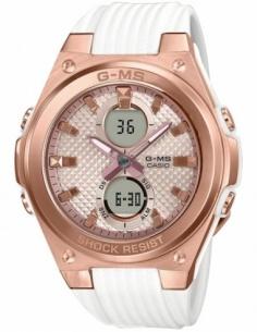 Ceas de dama Casio G-MS MSG-C100G-7AER