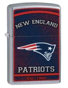 Bricheta Zippo 29952 NFL New England Patriots