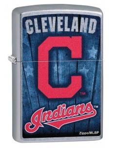 Bricheta Zippo 29974 MLB Cleveland Indians