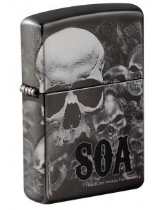 Bricheta Zippo 49192 Sons of Anarchy