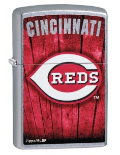 Bricheta Zippo 29983 MLB Cincinnati Reds