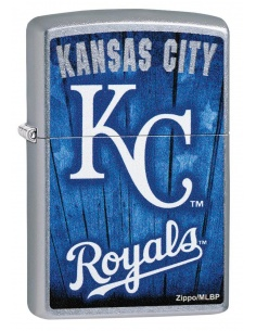 Bricheta Zippo 29985 MLB Kansas City Royals