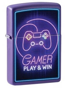 Bricheta Zippo 49157 Gamer Design