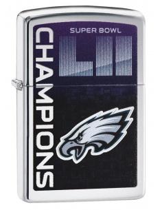 Bricheta Zippo 29681 NFL Super Bowl LII
