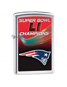 Bricheta Zippo 29518 NFL Super Bowl LI