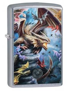 Bricheta Zippo 49104 Anne Stokes Dragons