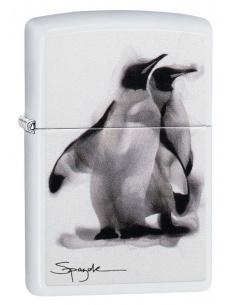 Bricheta Zippo 49092 Spazuk Penguins