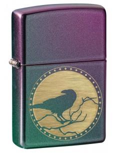 Bricheta Zippo 49186 Raven Design