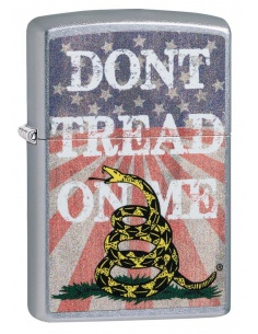 Bricheta Zippo 49086 Don't Tread on Me