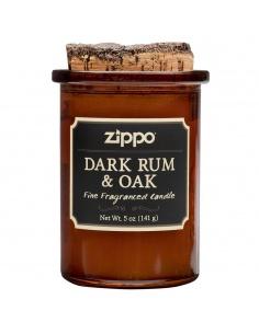 Lumânare parfumata Zippo Dark Rum & Oak 70007