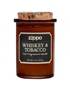 Lumânare parfumata Zippo Whiskey & Tobacco 70006