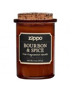 Lumânare parfumata Zippo Bourbon & Spice 70008