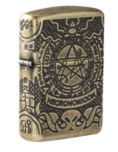 Bricheta Zippo 29561 Armor Book of the Dead