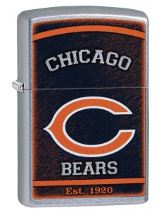 Bricheta Zippo 29937 NFL Chicago Bears