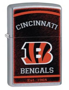 Bricheta Zippo 29938 NFL Cincinnati Bengals