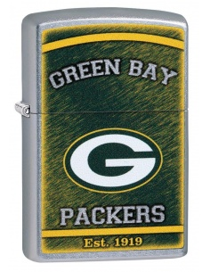 Bricheta Zippo 29943 NFL Green Bay Packers