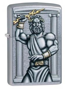 Bricheta Zippo 49137 Zeus Design