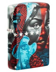 Brichetă Zippo 49393 Tristan Eaton Art