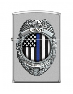 Brichetă Zippo 0764 Law Enforcement - Police Badge