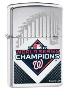 Brichetă Zippo 2829 Washington Nationals World Series Champions 2019 - MLB