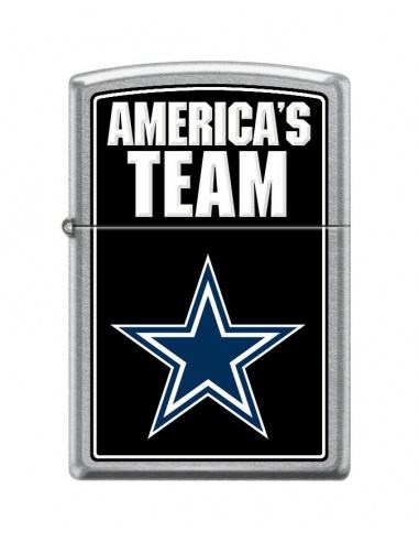 Brichetă Zippo 9103 NFL - Dallas Cowboys - America's Team