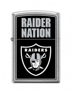 Brichetă Zippo 9119 Las Vegas Raiders - Raider Nation - NFL